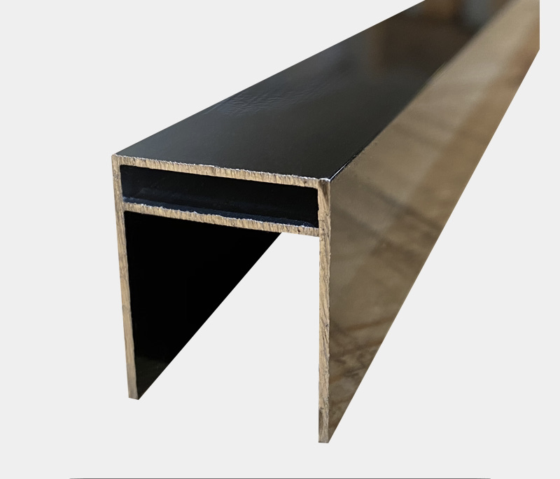 Aluminium-U-Section-Rail