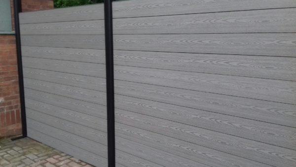 composite fencing supplies rotherham. Black Bedroom Furniture Sets. Home Design Ideas